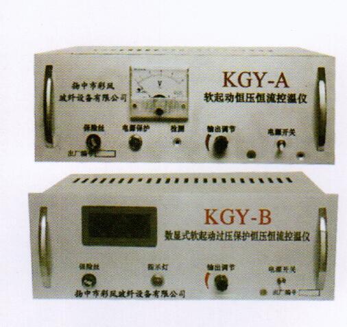 指针、数显式恒温、恒压软启动控制仪